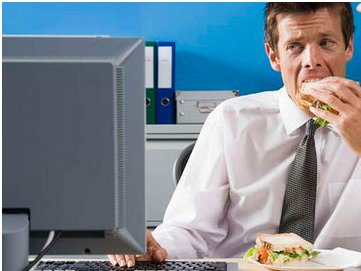 How To Avoid Weight Gain During Work
