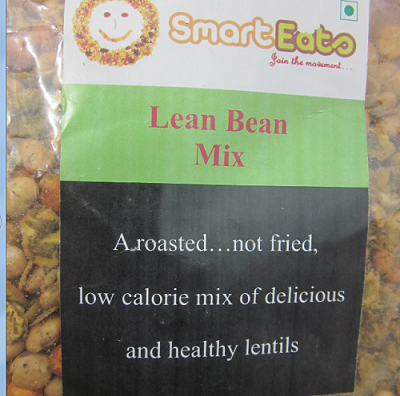 SmartEats Box Review Lean Bean Mix