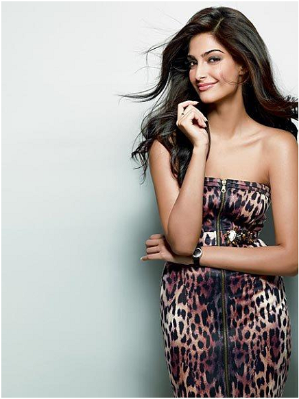 Sonam Kapoor From Fat To Fit story