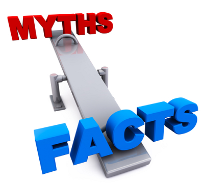 Weight Loss Myths Busted - Part 1
