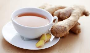 boost up coffee with ginger