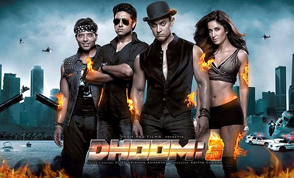 Dhoom 3 Movie Review and My Cheat Meal
