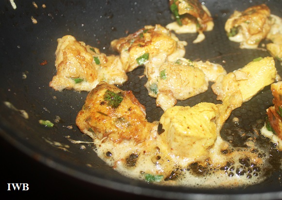 paleo chicken India