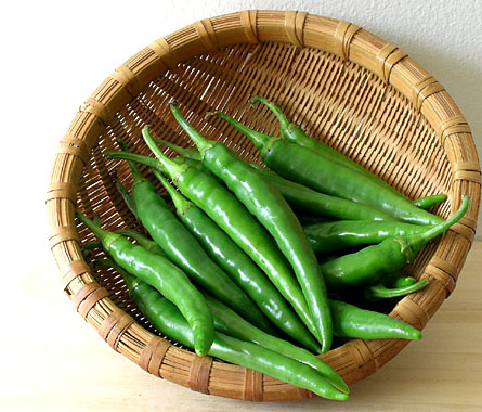 Health Benefits Of Green Chilli