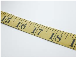 How To Track Weight Loss Progress measuring tape