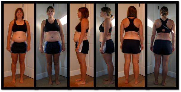 How To Track Weight Loss Progress take pics