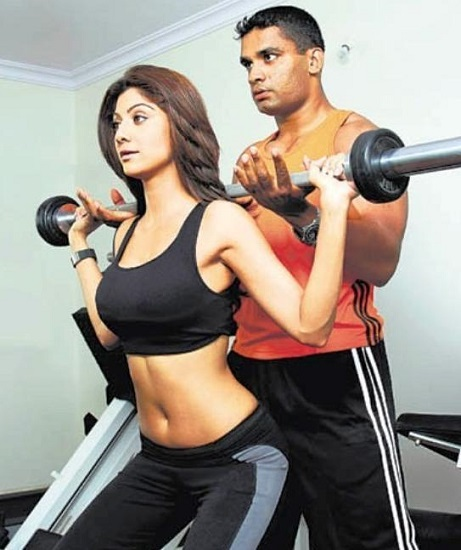 Shilpa Shetty's Post Baby Weight Loss Secrets workout