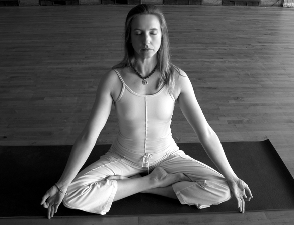 The Classical Sitting Postures In Yoga (3)