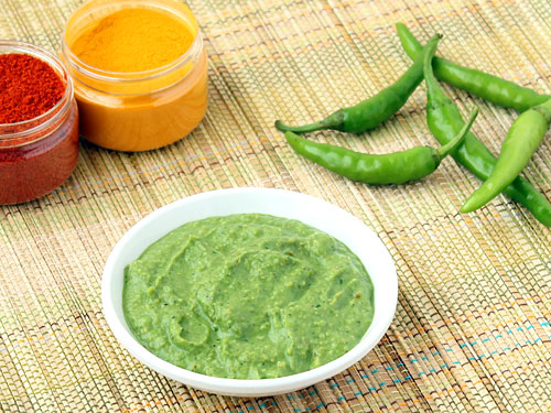 green chilli weight loss