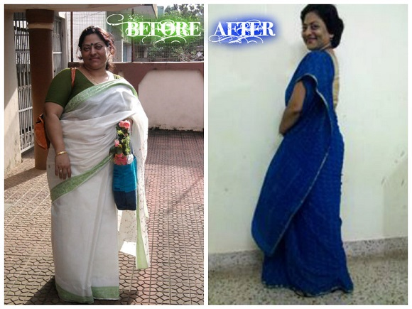 indian weight loss story