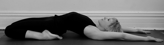 5 Yoga Poses You Can Do On Your Bed Supta Virasana