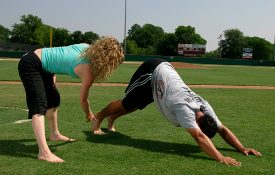 Why Every Athlete Must Practice Yoga1