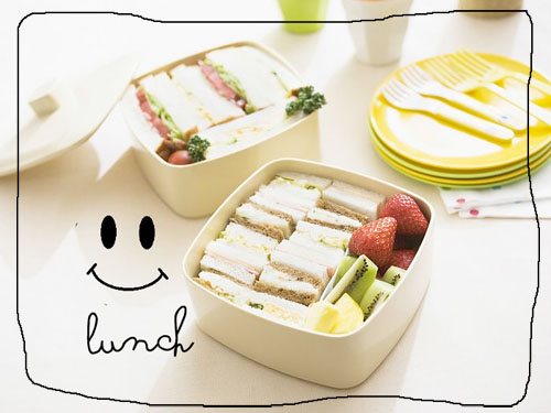 carry lunch lose weight