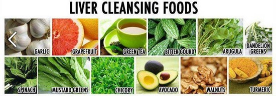 liver-cleansing-foods