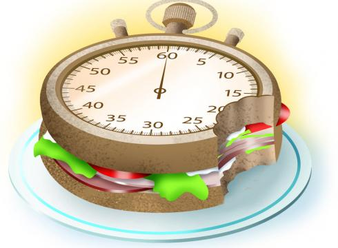 Does Eating Slowly Helps To Lose Weight