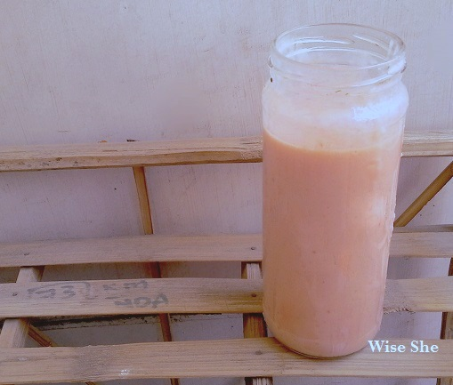 papaya smoothie low carb weight loss1