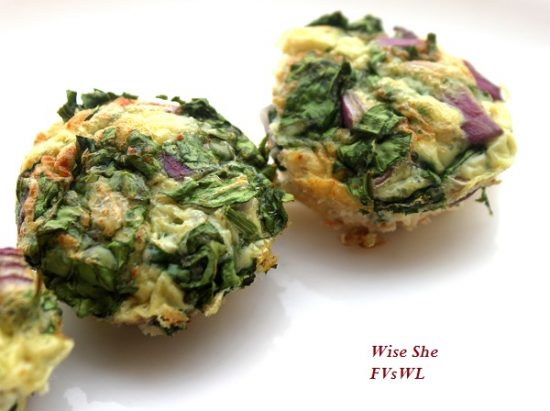 EGG RECIPE MUFFINS WEIGHT LOSS
