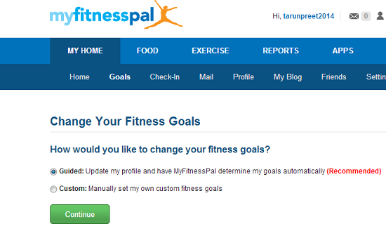 How To Track Macros With Myfitnesspal