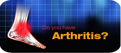 Heat therapy for arthritis