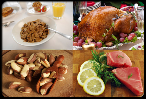 food rich in selenium for health