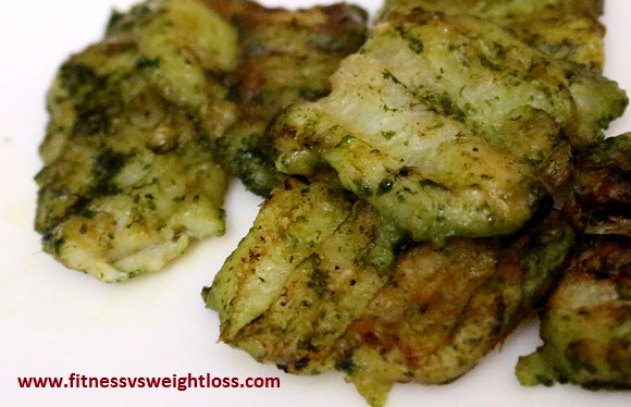 mint fish tikka recipe low carb
