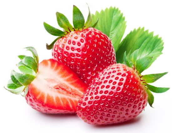 Strawberry for weight loss