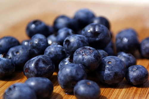 blueberry fo weight loss
