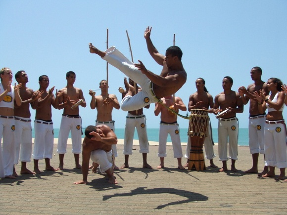 capoeira-workout