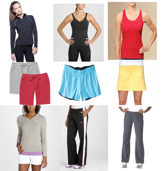 how to choose gym clothes