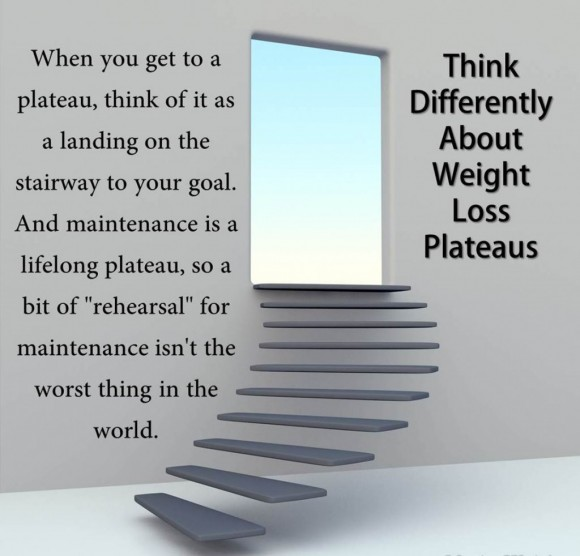 How to Break Weight Loss Plateaus think different