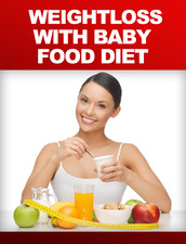 can you diet on baby food