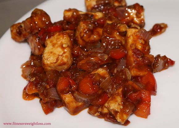 low carb indian chines recipe