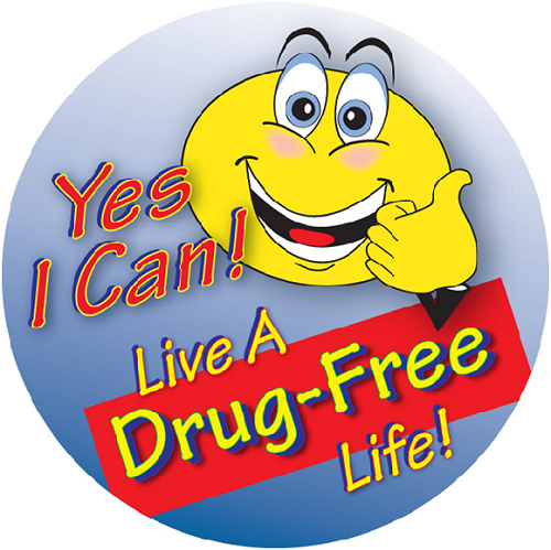 How to live a drug free life