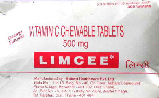 Top Benefits Of Limcee Tablet