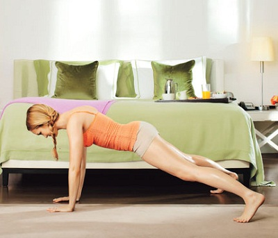x jump exercise for toned arms