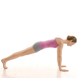 Top 5 Yoga Postures To Build Muscles 1