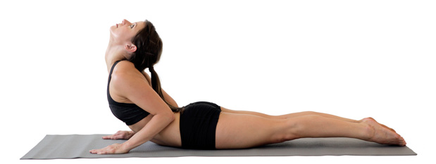Top 5 Yoga Postures To Build Muscles-cobra pose