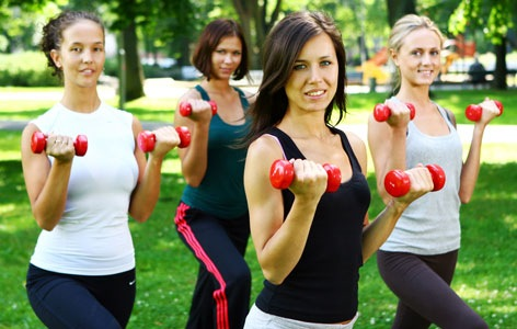 group training-fitness trends 2015