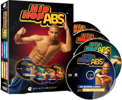 All About Shaun T Hip Hop Abs Workout 2