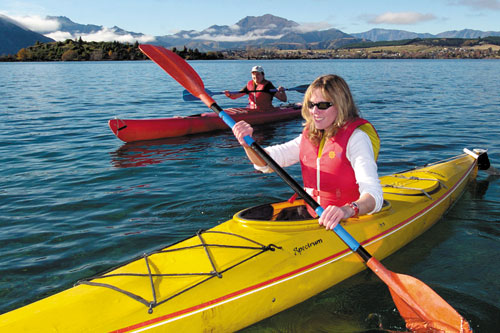 Kayak- Why Canoeing And Kayaking Is Good For Health