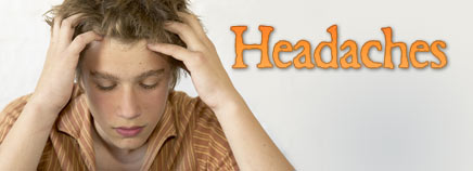 headache- why chewing gum is bad for your health