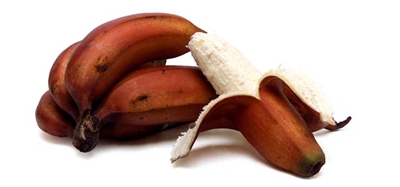 red-banana Nutrition facts and health benefits of red banana 1