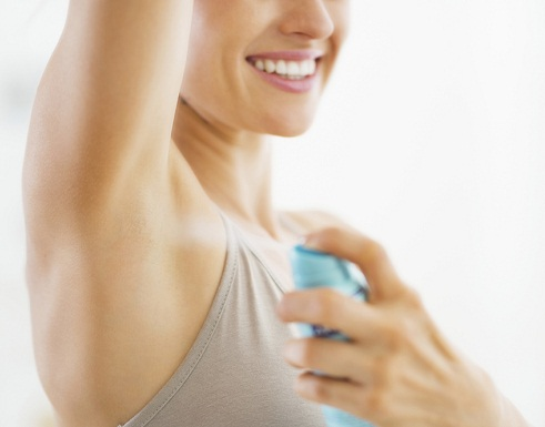 antiperspirant spray - Are aniperspirants really bad for health
