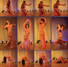 belly dance steps
