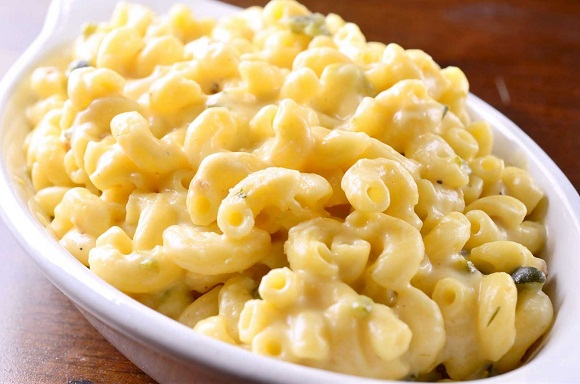 Mac and cheese-options healthier than maggi