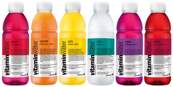 Vitaminwater Why Vitaminwater Is A Not A Healthy Option