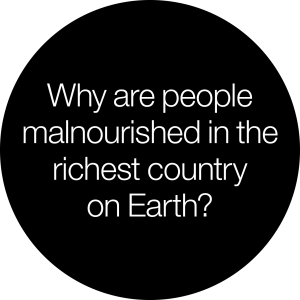 Americans are Malnourished