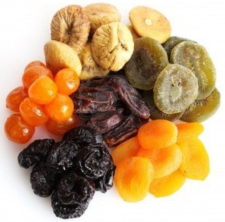 Is dried fruit healthy
