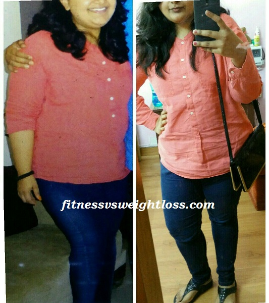 PCOS Weight Loss Success Story India