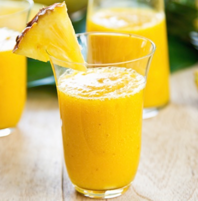 pineapple smoothie flavour point diet